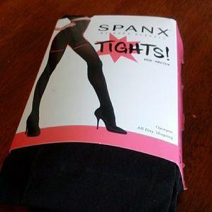 SPANX Accessories - Spanx High Waisted Tights Denier Sz E New
